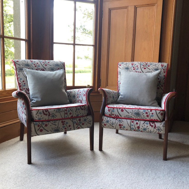 Original Pair of Froxfield Parker Knoll Side Chairs , C1960, Model No PK 749 Mk1 image 5